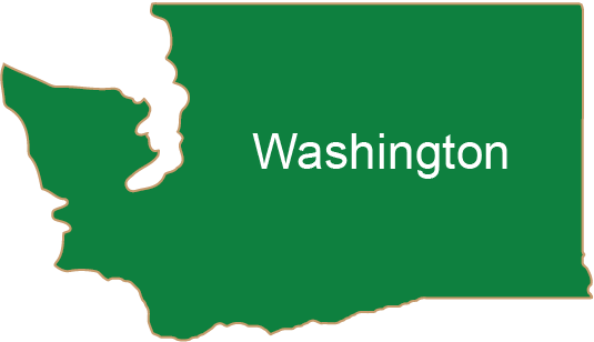 State Outlines WA